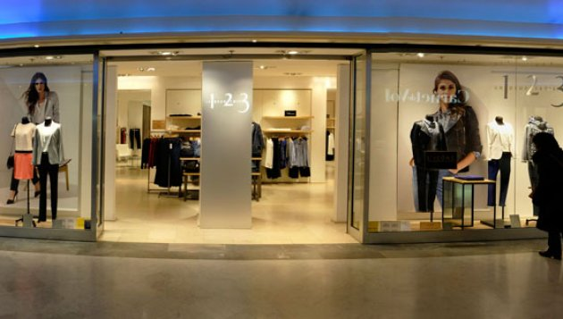 fd3746f7148 Boutique de prête à porter 1.2.3 à Tours centre - Galerie Nationale