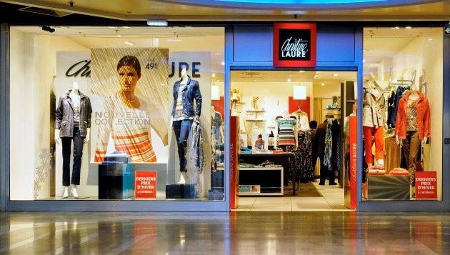 Boutique Christine Laure à Tours-centre - Galerie Nationale a3fa40e213f