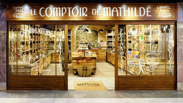 epicerie fine le comptoir de mathilde tours galerie nationale. Black Bedroom Furniture Sets. Home Design Ideas